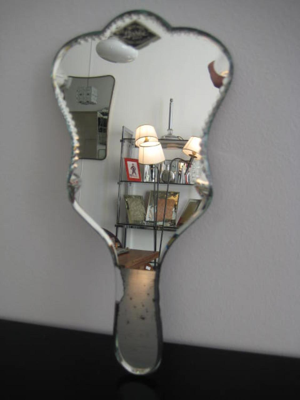 Vanity Hand Mirror