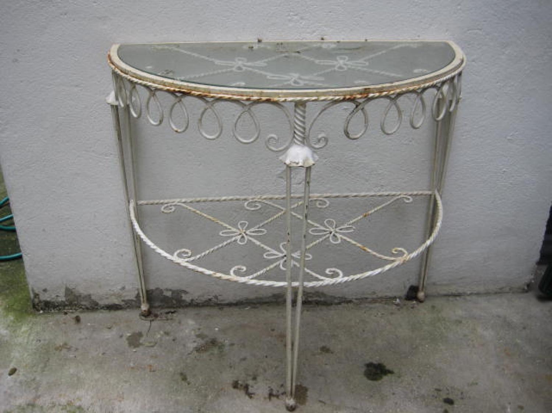 Garden console
