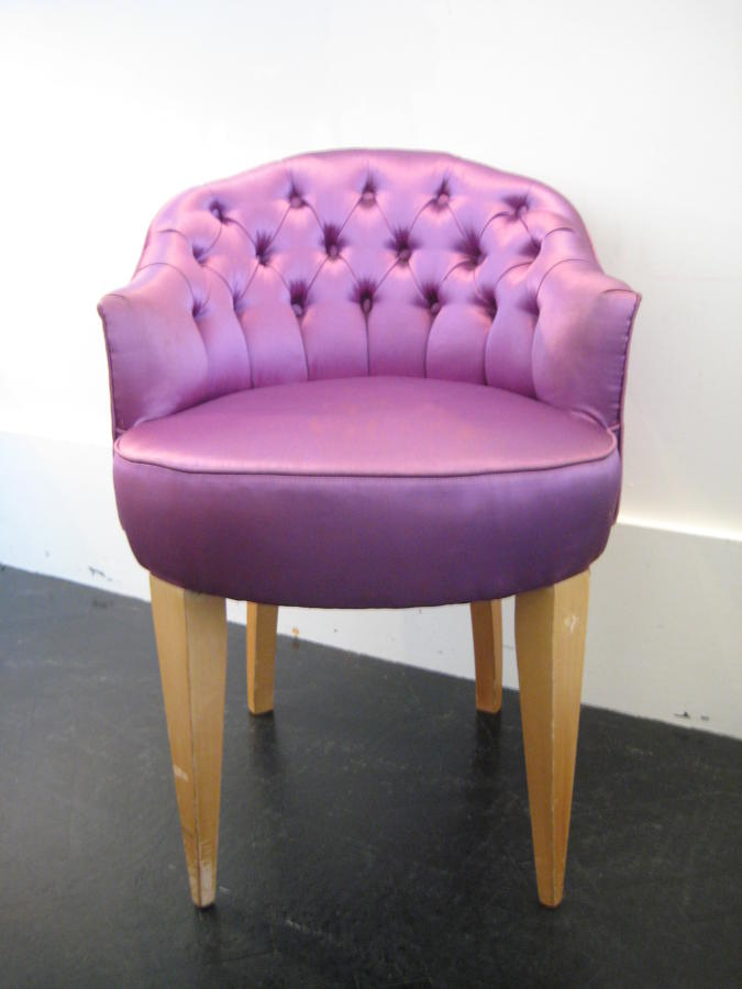 Boudoir Chair Cl940