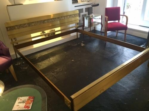 Angelo Brott King Size Bed