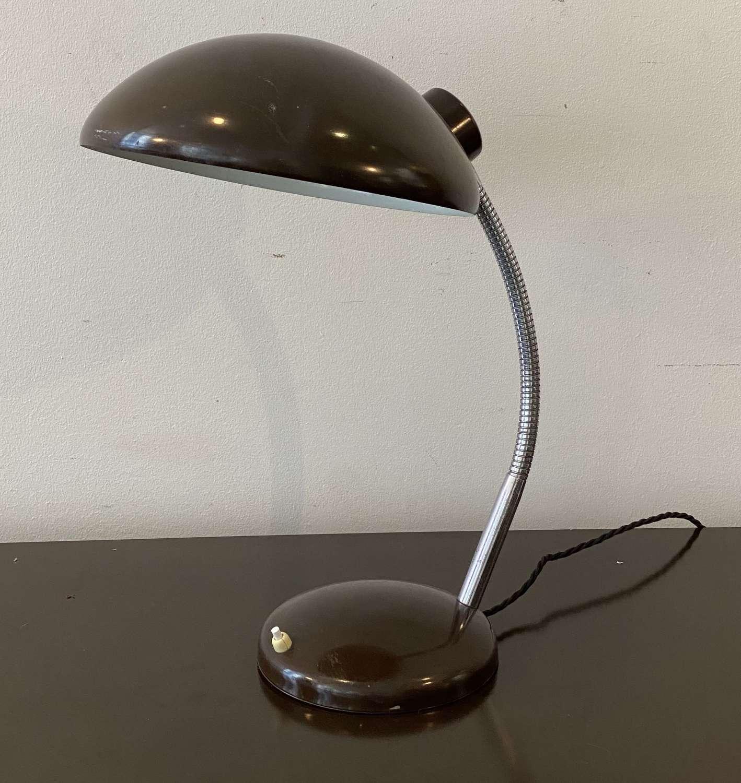 Mushroom desk lamp