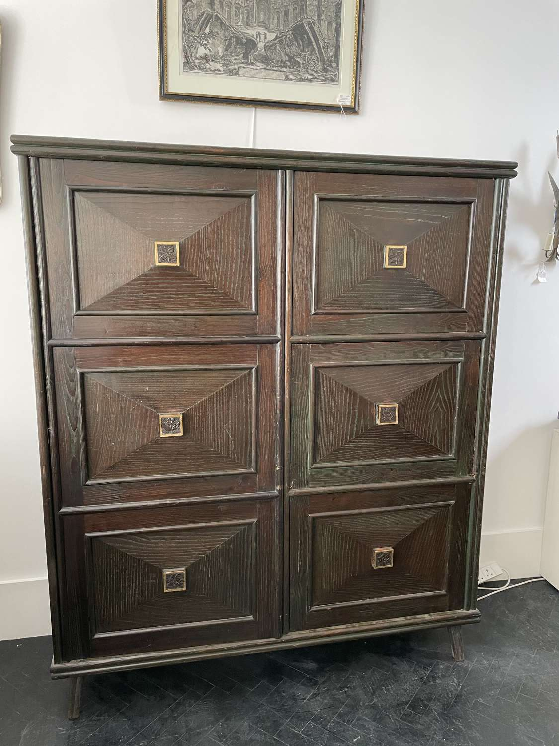 French 40s Armoire